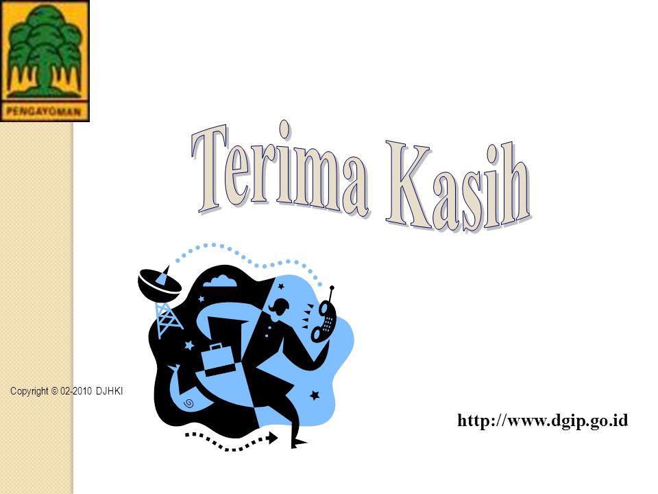 Copyright © 02-2010 DJHKI http://www.dgip.go.id 52