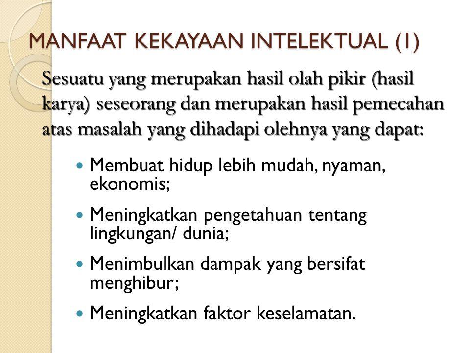 MANFAAT KEKAYAAN INTELEKTUAL (1)