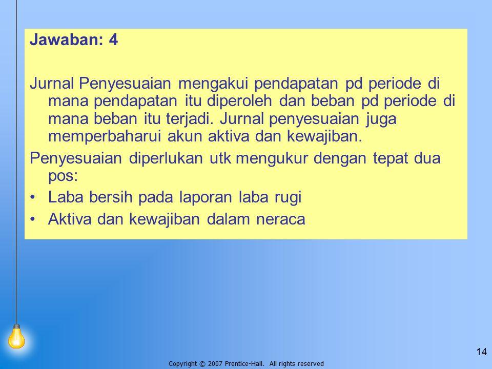 Jawaban: 4