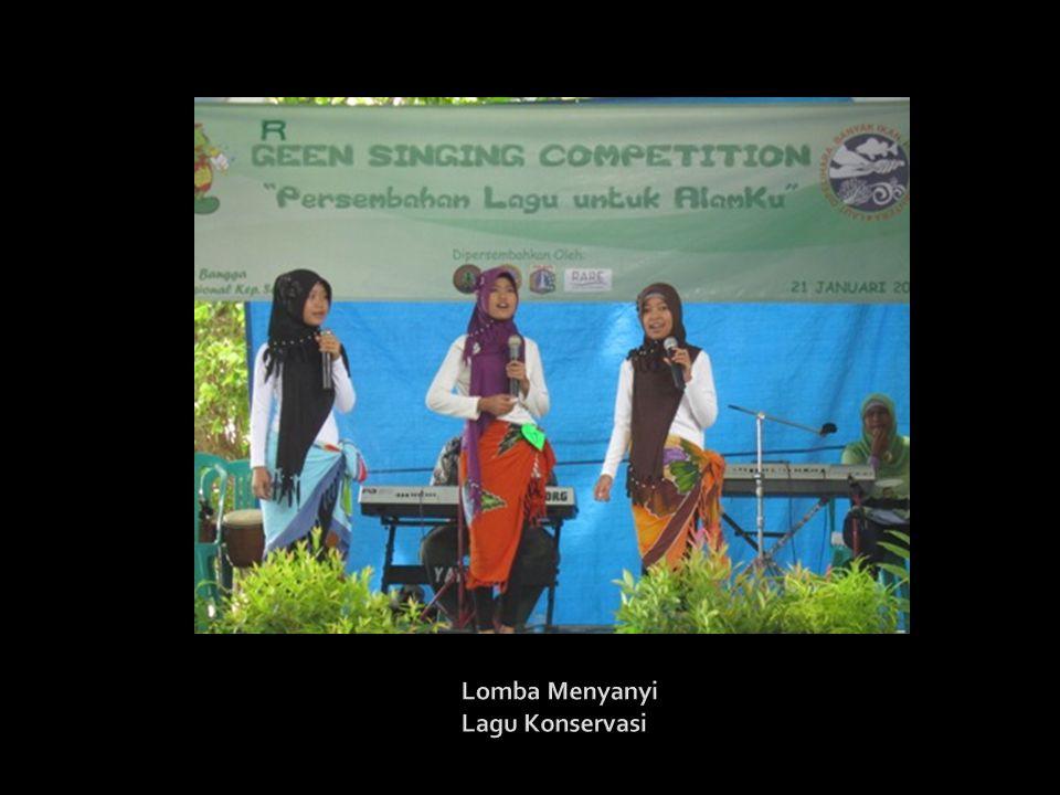 Lomba Menyanyi Lagu Konservasi
