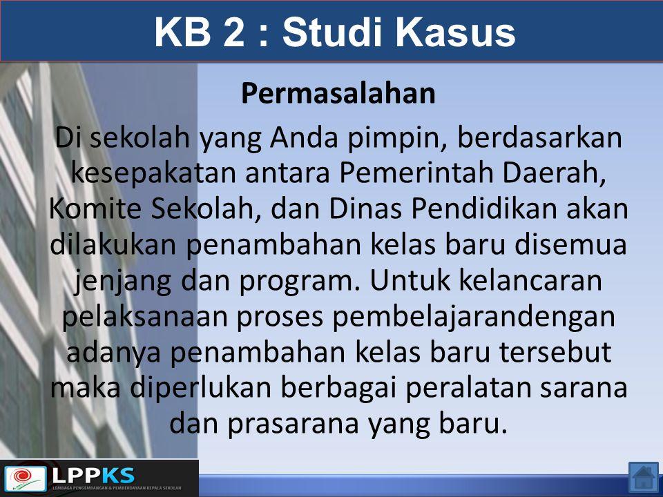 KB 2 : Studi Kasus Permasalahan