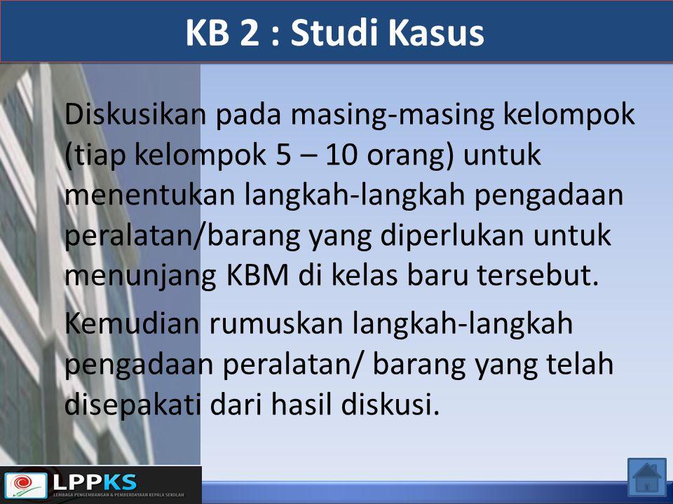 KB 2 : Studi Kasus
