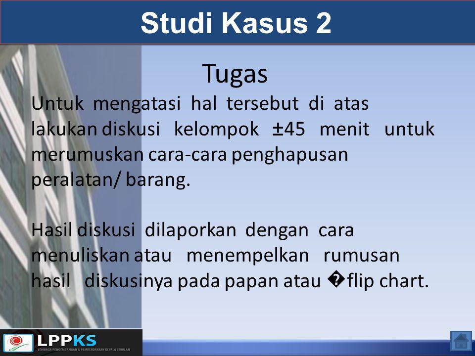 Studi Kasus 2 Tugas.