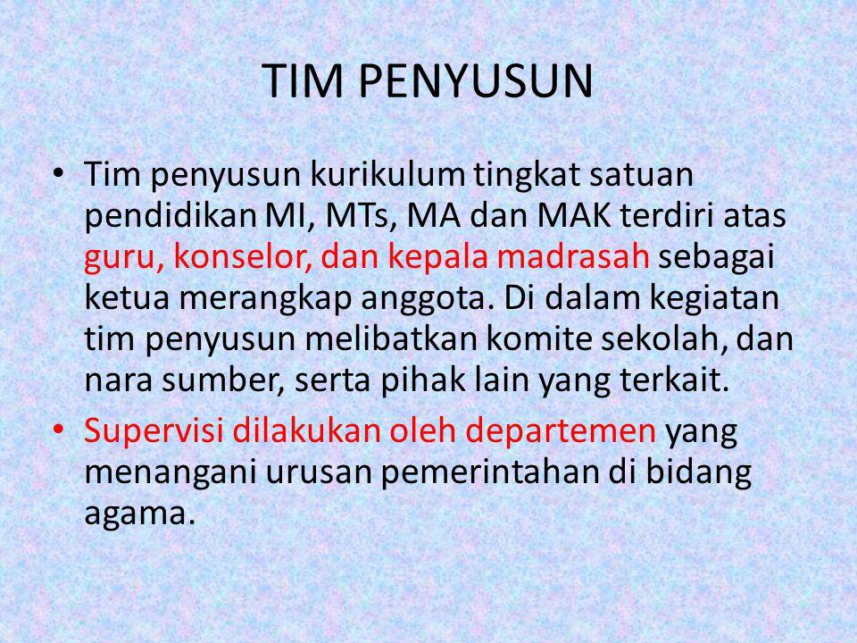 TIM PENYUSUN