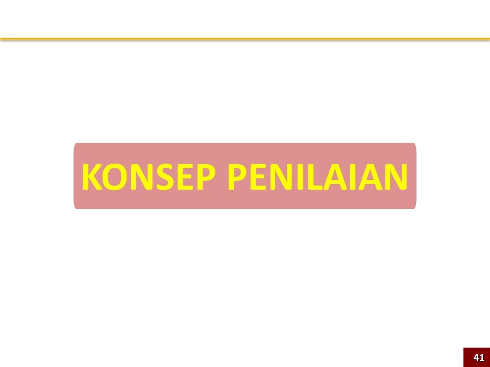 KONSEP PENILAIAN 41