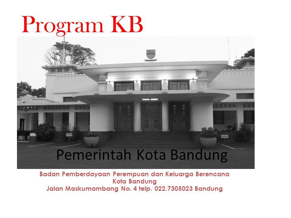 Program KB Pemerintah Kota Bandung