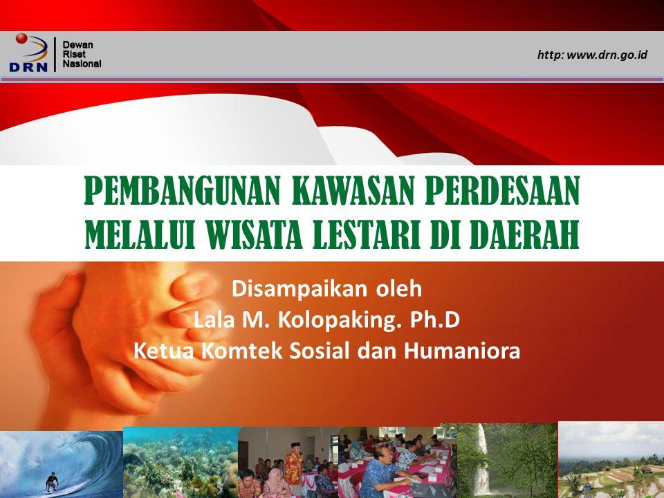 Ketua Komtek Sosial dan Humaniora