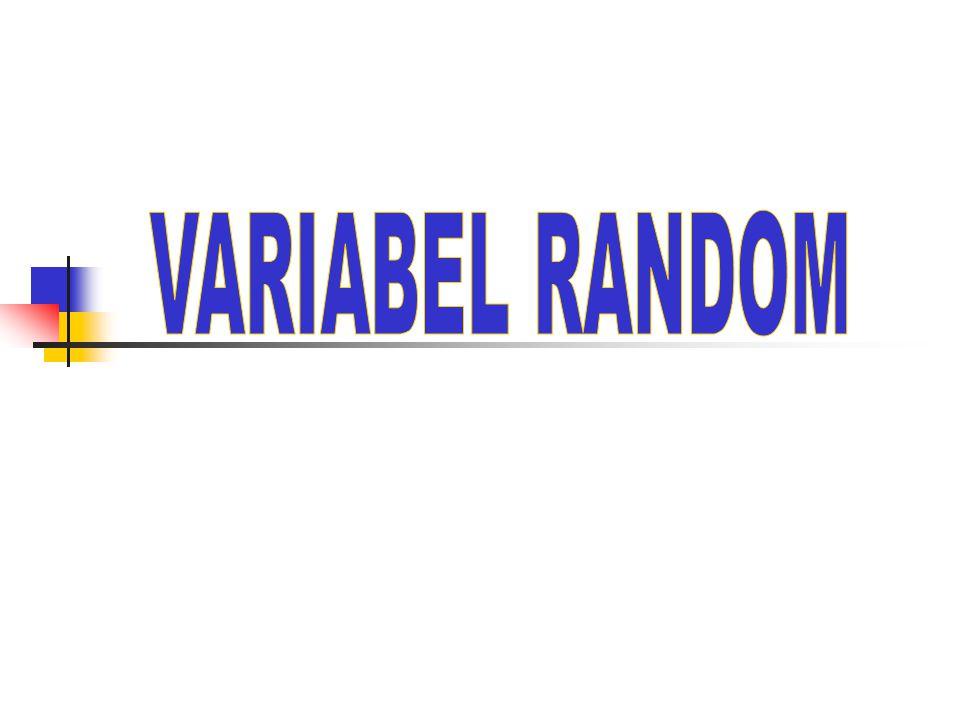 VARIABEL RANDOM