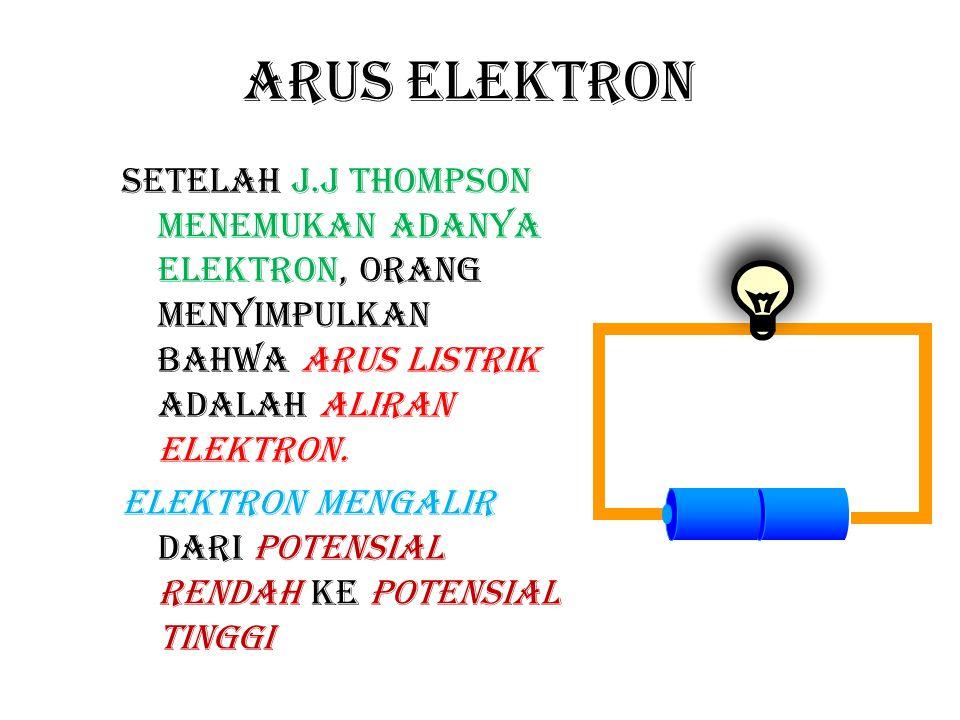 Arus Elektron