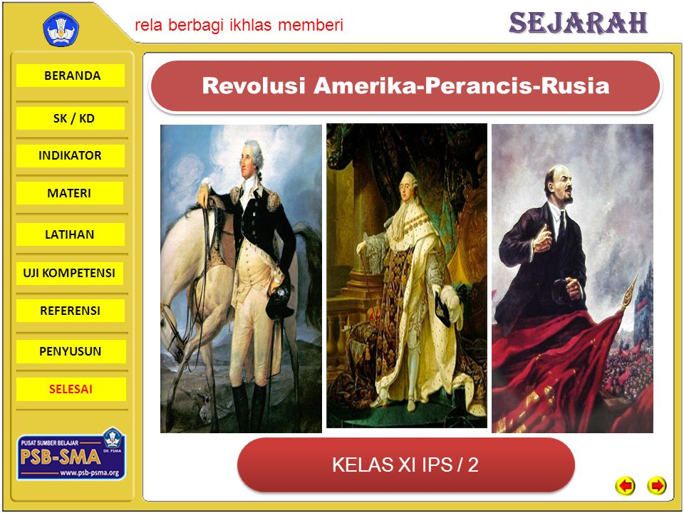 Revolusi Amerika-Perancis-Rusia