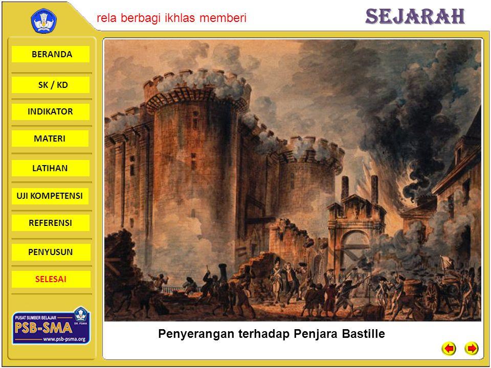 Penyerangan terhadap Penjara Bastille