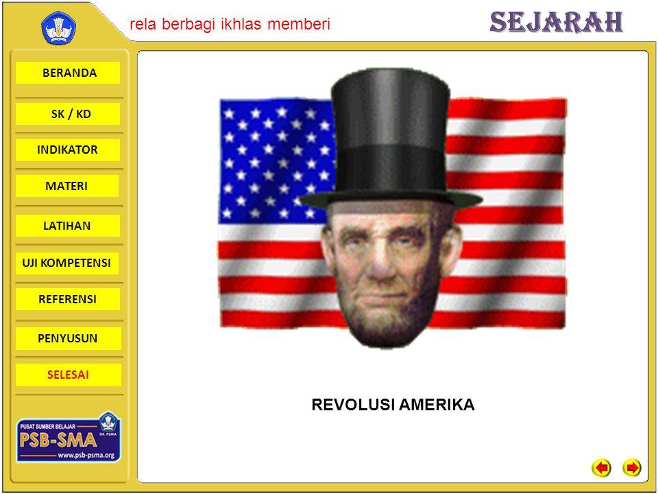 REVOLUSI AMERIKA