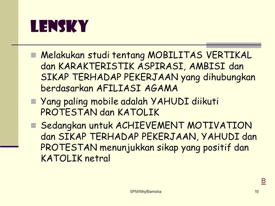 lensky