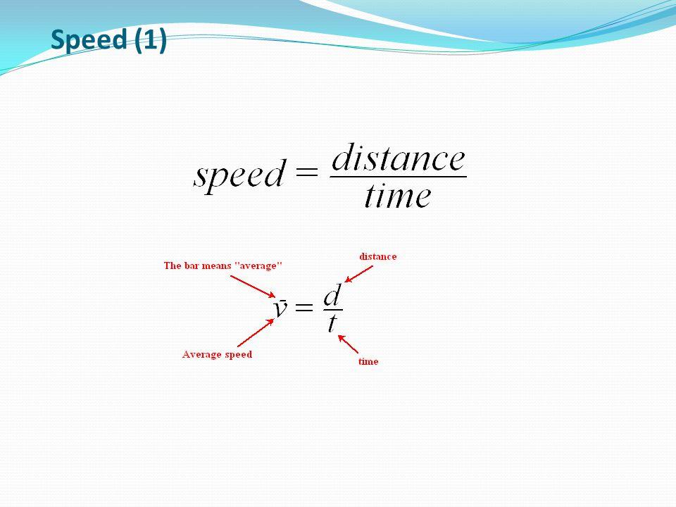 Speed (1)
