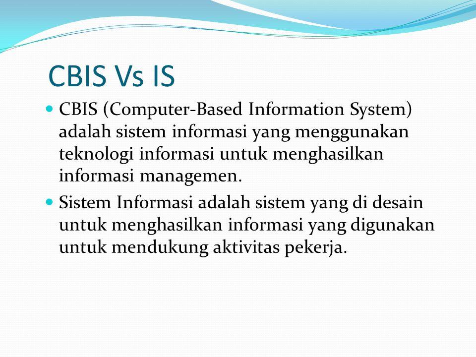 CBIS Vs IS