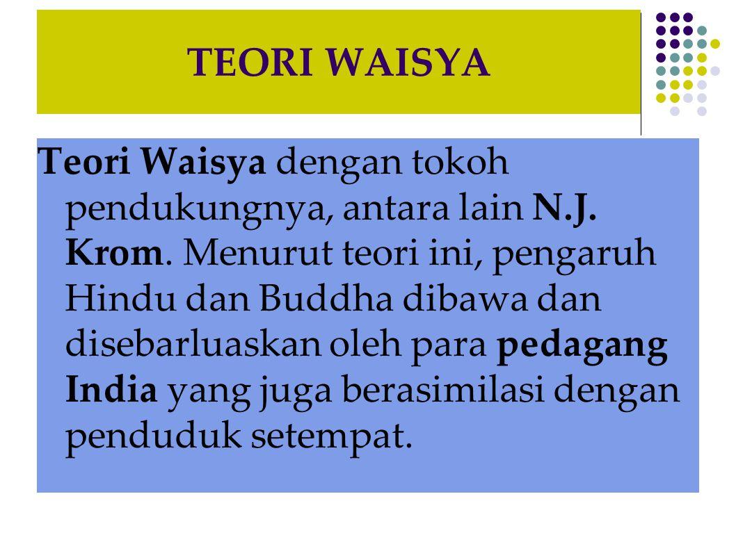 TEORI WAISYA