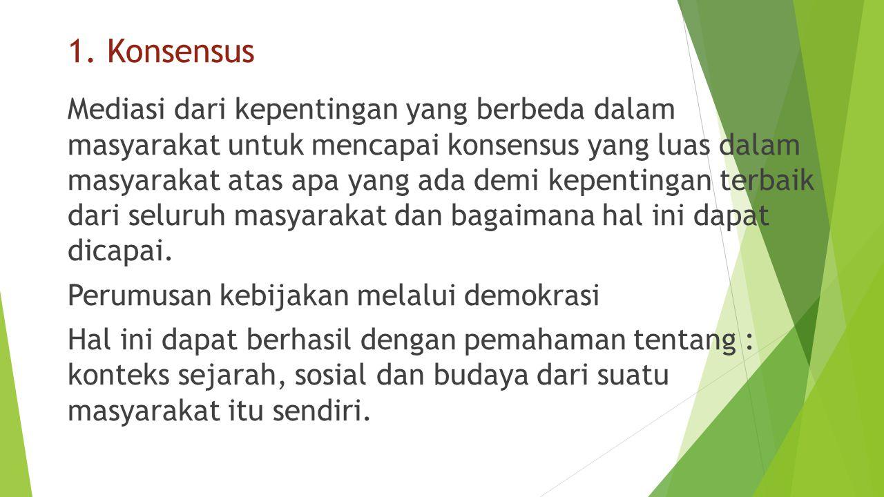 1. Konsensus