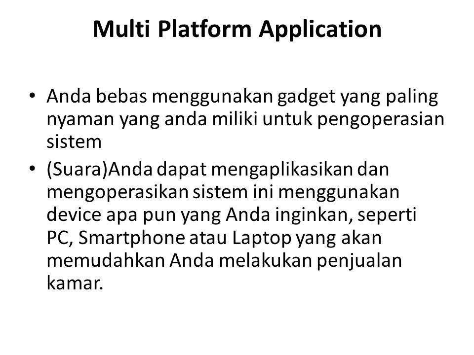 Multi Platform Application