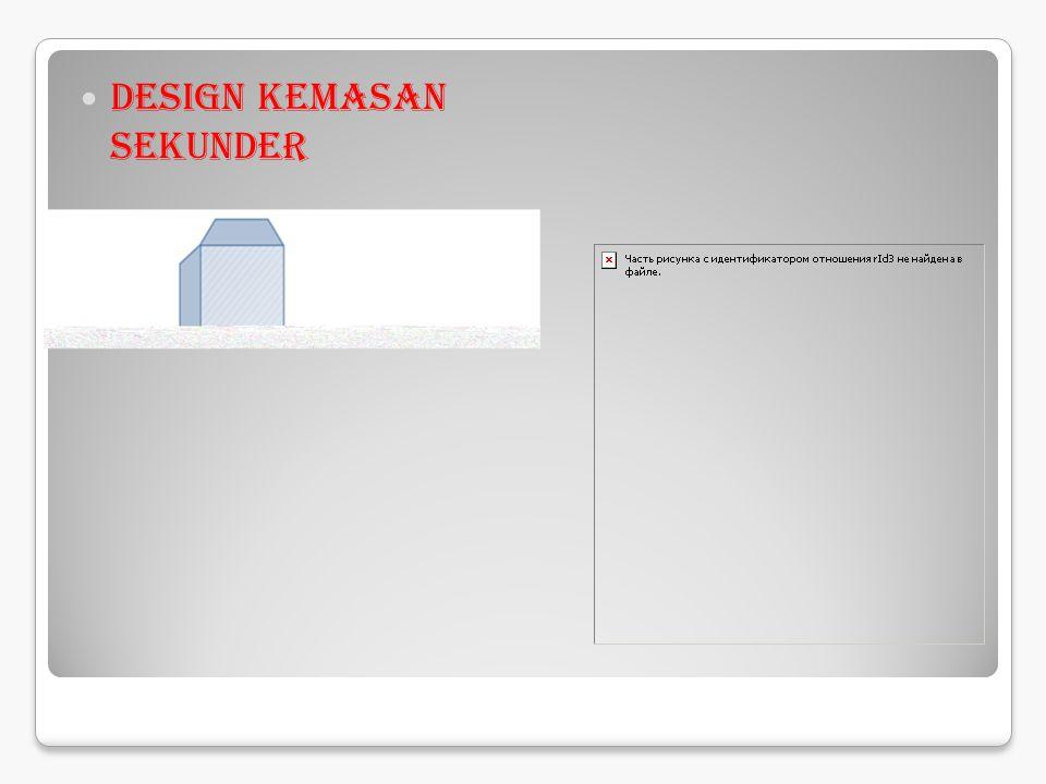 Design Kemasan Sekunder