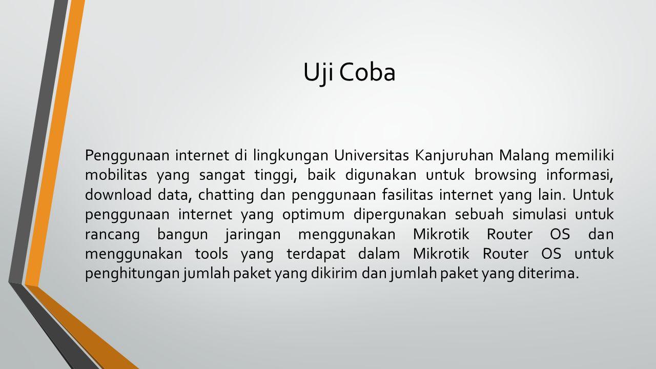 Uji Coba