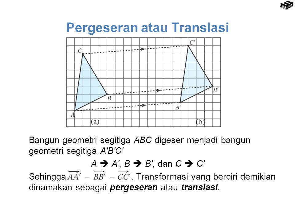 Pergeseran atau Translasi