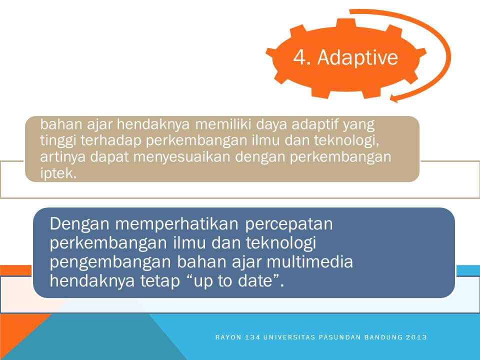 4. Adaptive