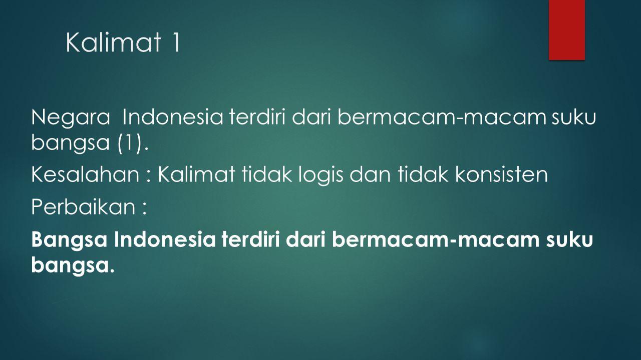 Kalimat 1