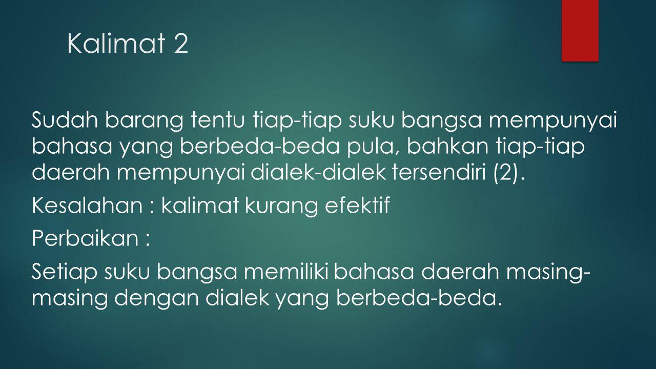 Kalimat 2