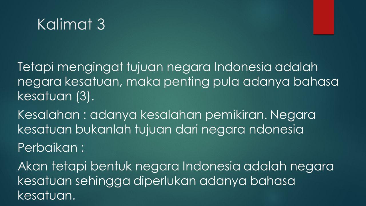 Kalimat 3