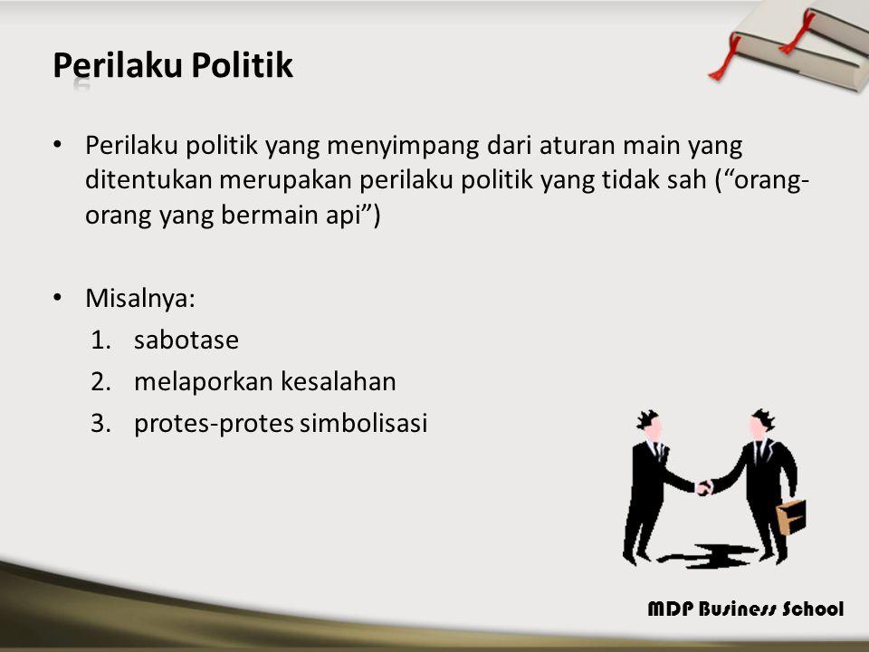 Perilaku Politik