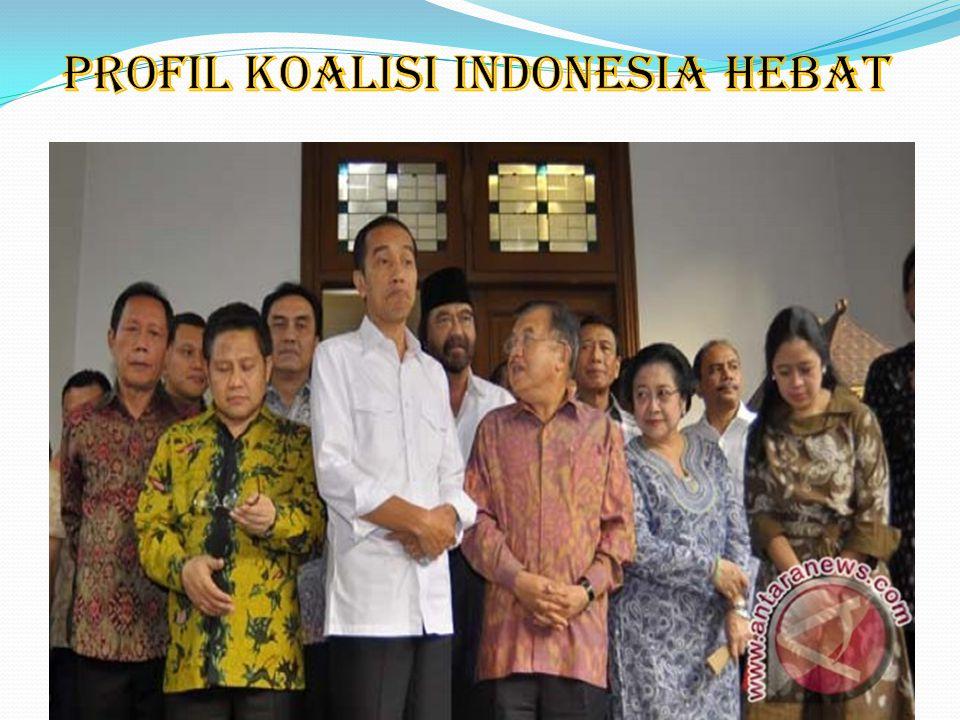 PROFIL KOALISI INDONESIA HEBAT