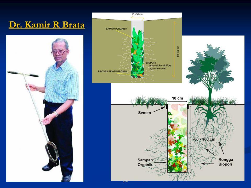 Dr. Kamir R Brata