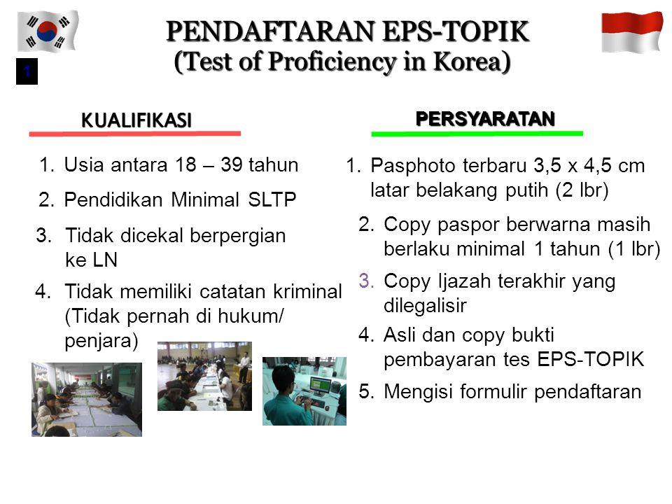 PENDAFTARAN EPS-TOPIK