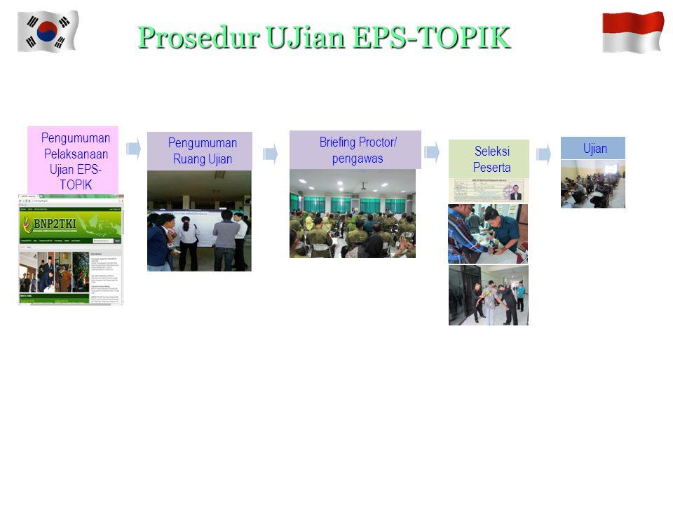 Prosedur UJian EPS-TOPIK