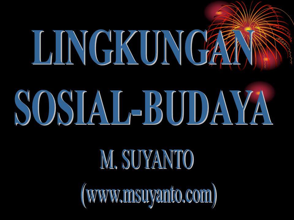 LINGKUNGAN SOSIAL-BUDAYA