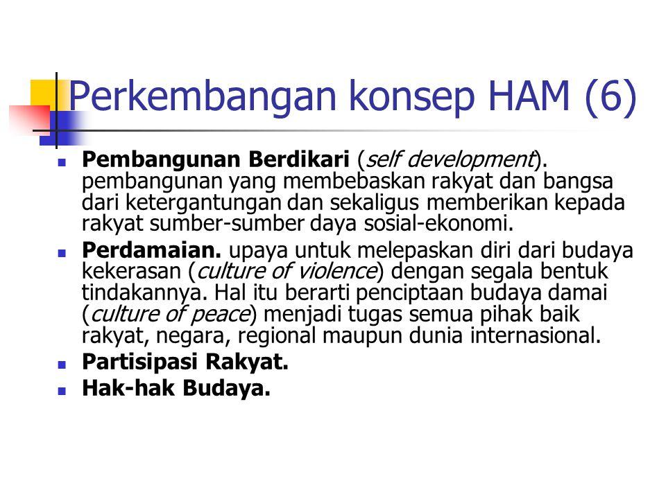 Perkembangan konsep HAM (6)