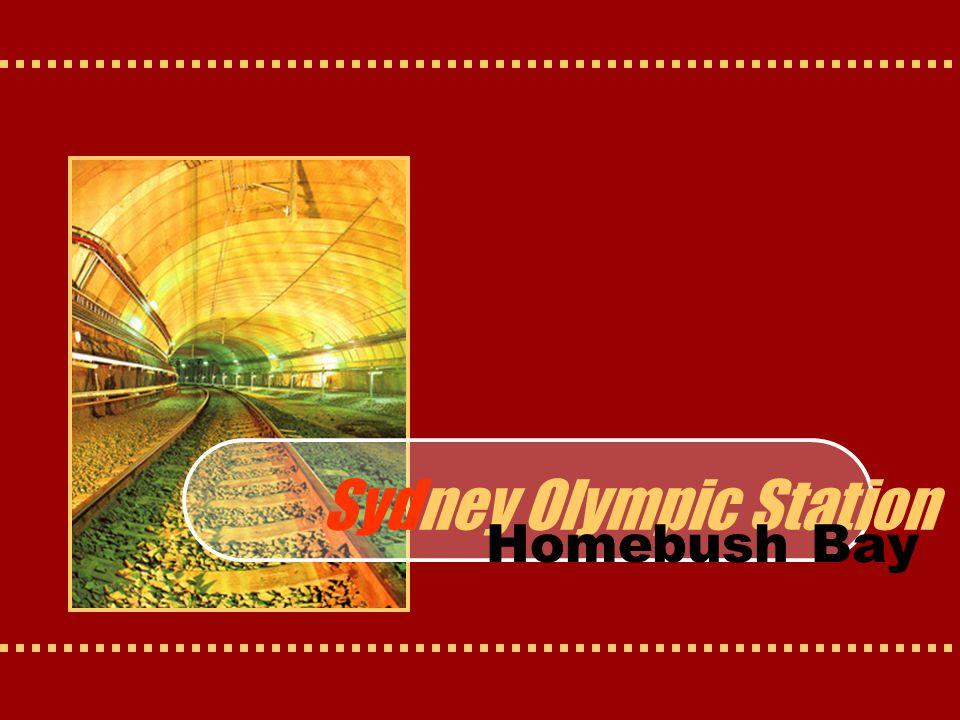 Sydney Olympic Station