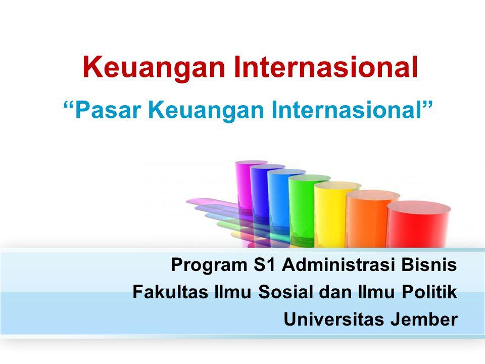 Keuangan Internasional