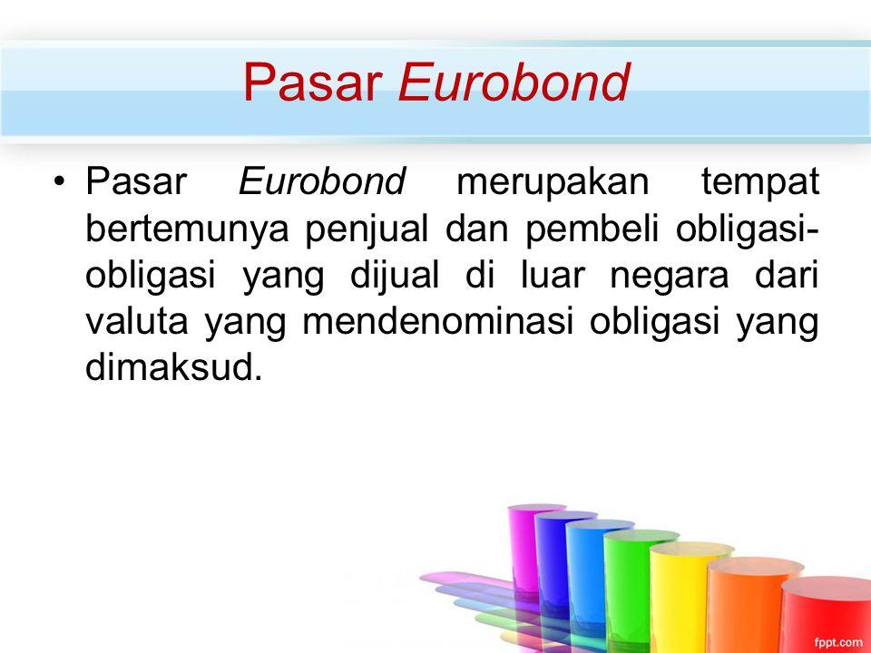 Pasar Eurobond