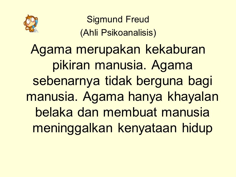 Sigmund Freud (Ahli Psikoanalisis)