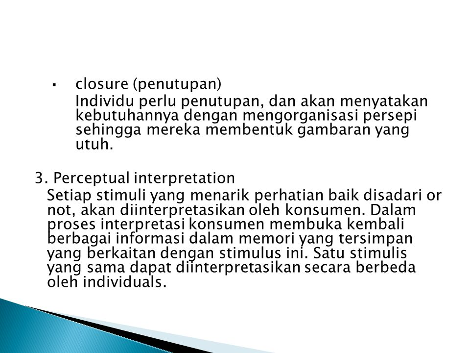closure (penutupan)