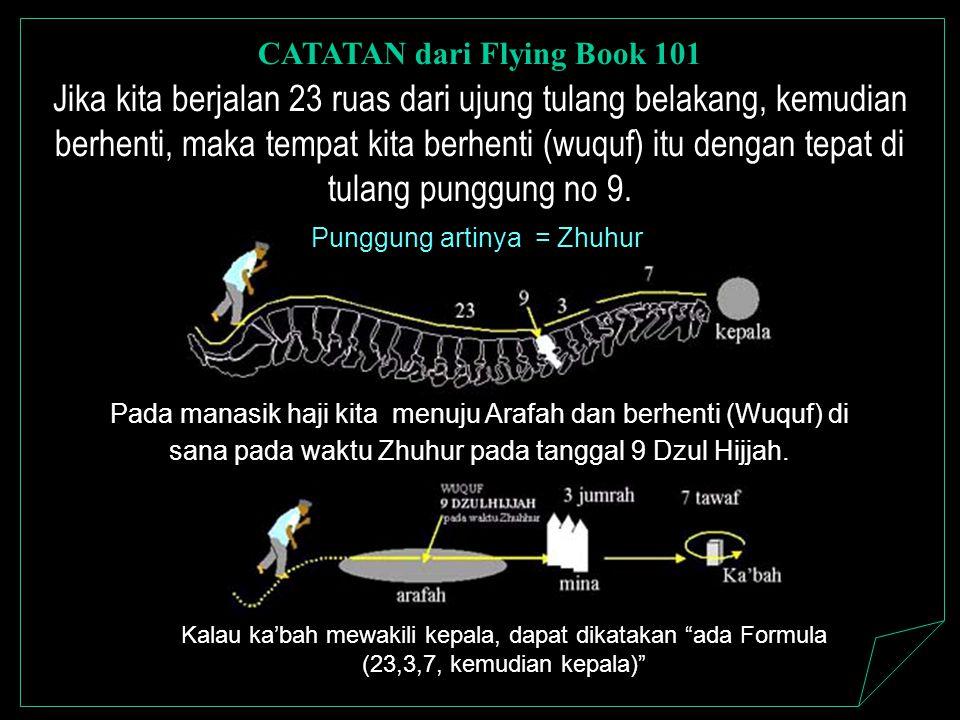 CATATAN dari Flying Book 101
