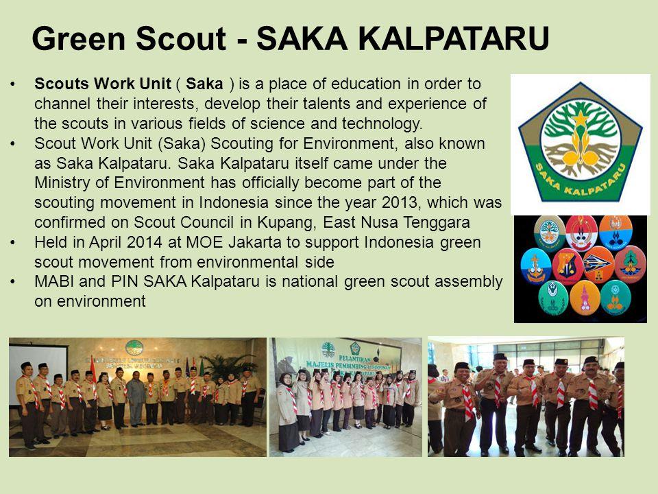 Green Scout - SAKA KALPATARU