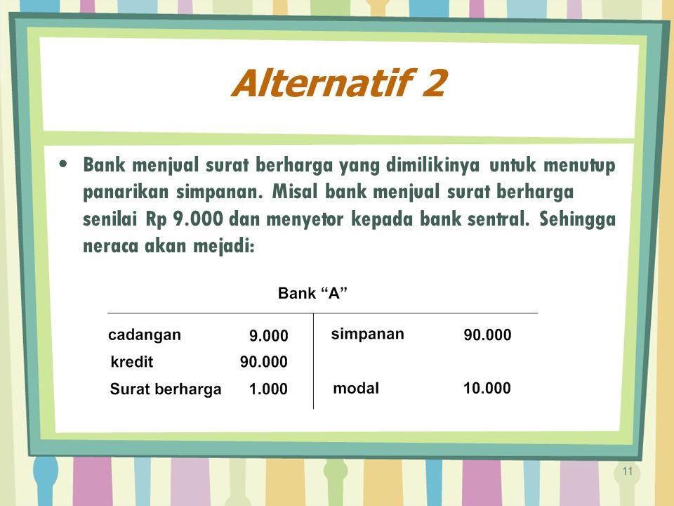 Alternatif 2