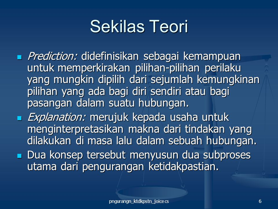 Teori Rational-Emotive Behavior Therapy
