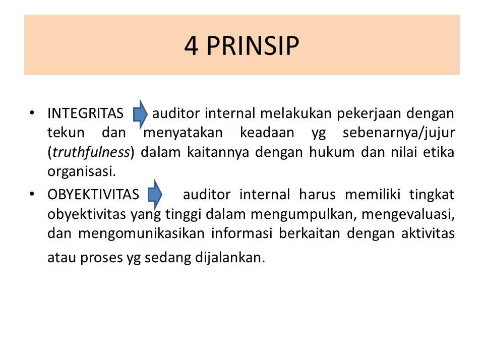 4 PRINSIP