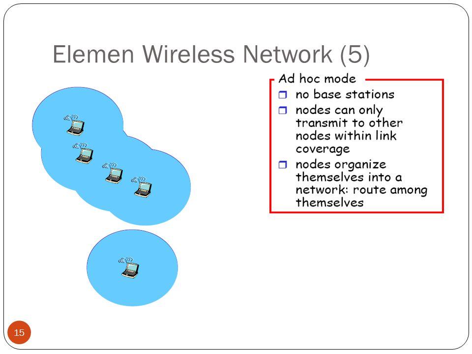 Elemen Wireless Network (5)