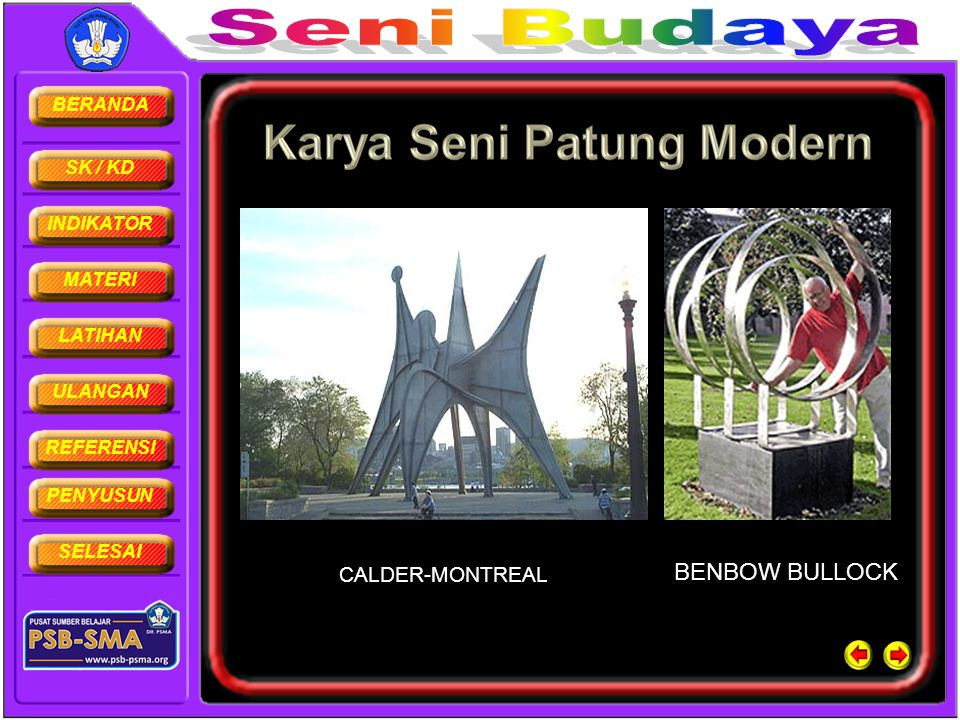 CALDER-MONTREAL BENBOW BULLOCK