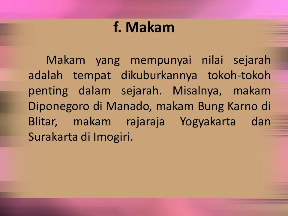f. Makam