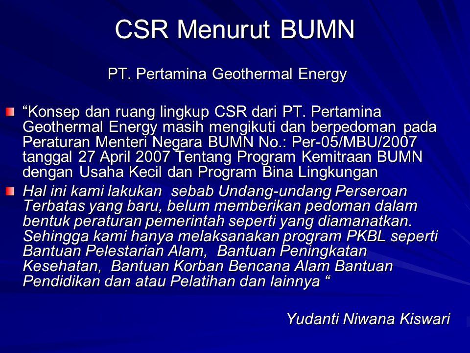 PT. Pertamina Geothermal Energy